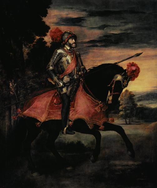 Испанские воины