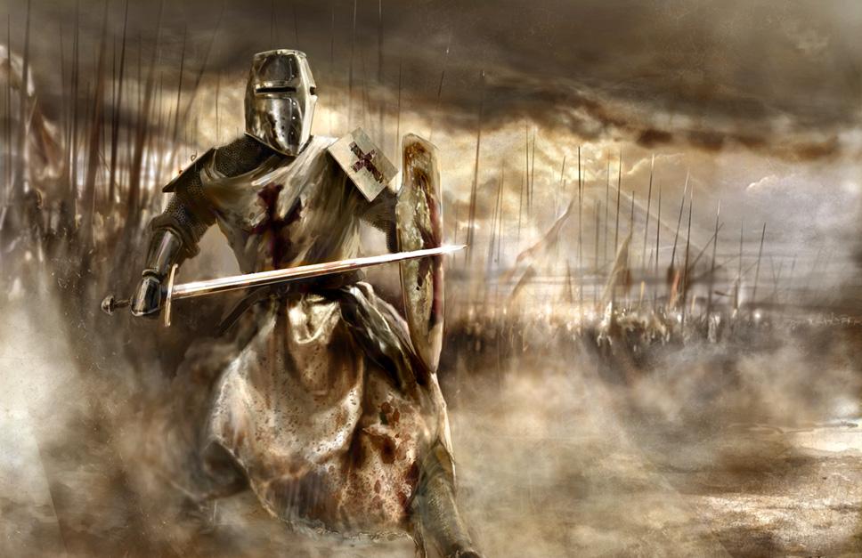 Подвиги рыцарей Тамплиеров