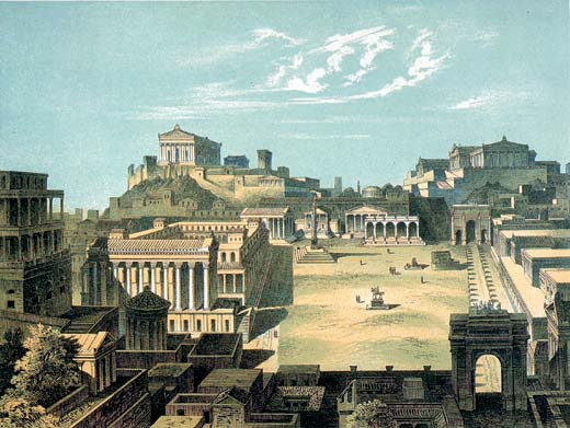 Основы Рима