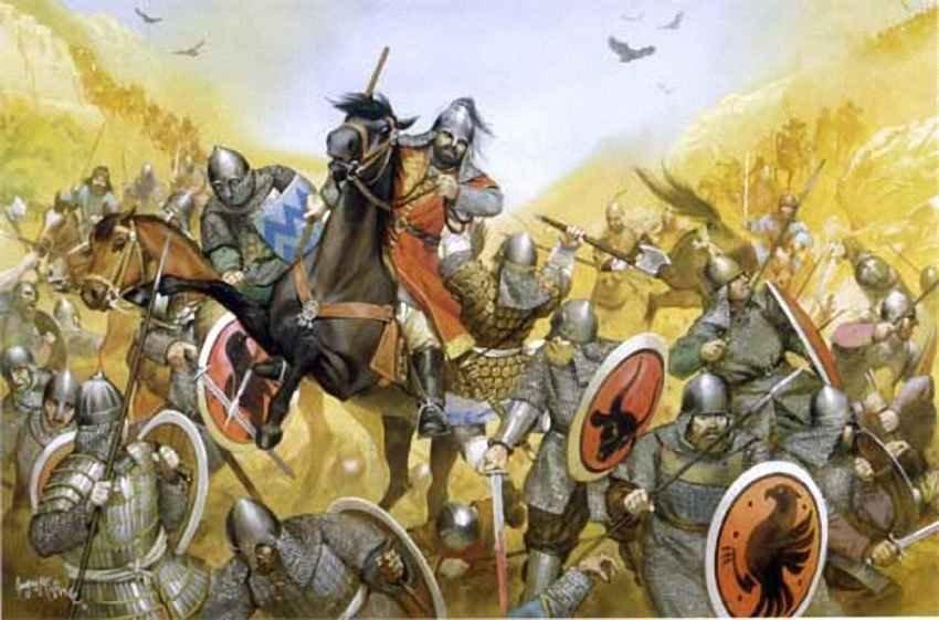 Падение Византийской империи