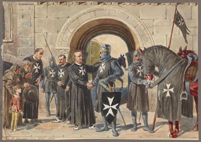 Рыцари Мальты