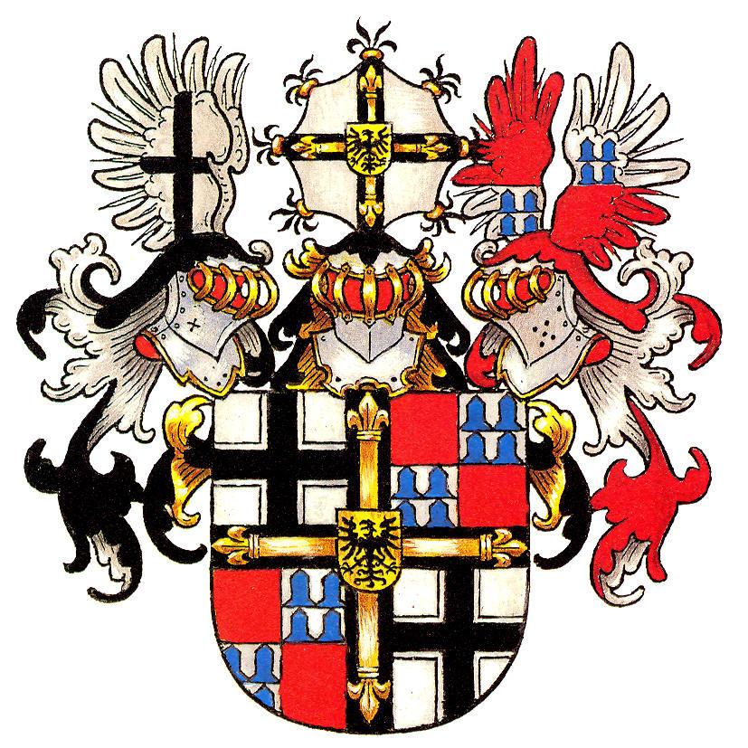 Герб Тевтонского ордена