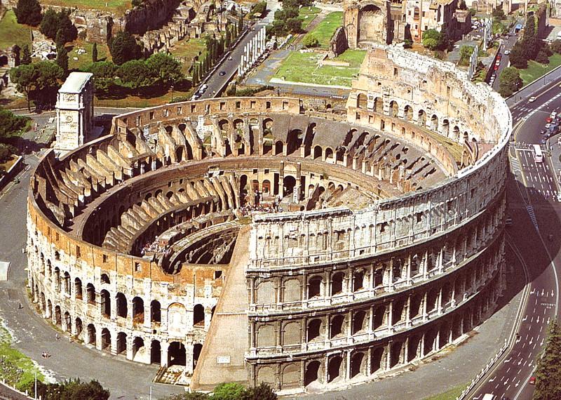 Достижения римской империи