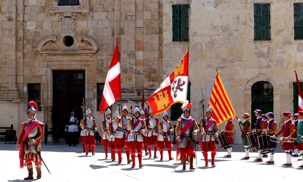 Современные рыцари Мальтийского Ордена